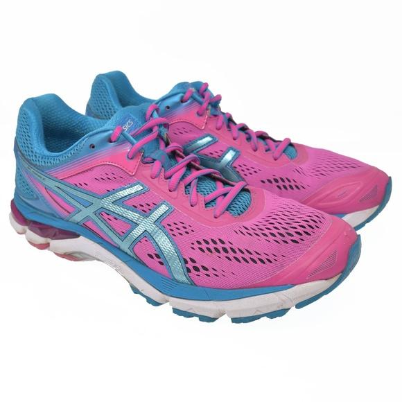 best sneakers d63a6 bd008 ASICS Gel Pursue 2 Sz 11.5 Pink Running Hiking